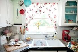 rideau de cuisine moderne des rideaux de cuisine pour une touche doriginalit le march dans
