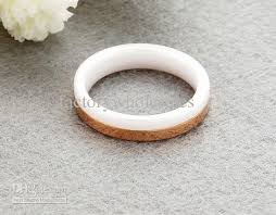 ceramic gold rings images 2018 lover rose gold ceramic wedding ring high quality ceramic jpg