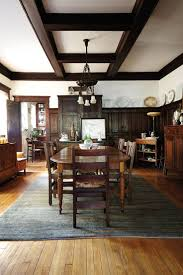 Craftsman Home Interior Design by Tour Of A Craftsman Home In Atlanta Ga Craftsman West Coast