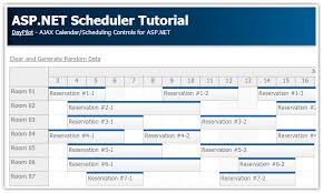 css tutorial pdf for dummies tutorials daypilot for asp net webforms calendar scheduler and