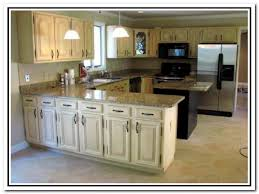 distressed white cabinets country kitchens with white cabinets