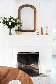 the secret to decorating a fireplace diy decorator