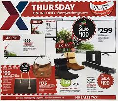 aafes exchange thanksgiving 2017 ads deals and sales