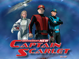 new captain scarlet returns to fight against the mysterons on