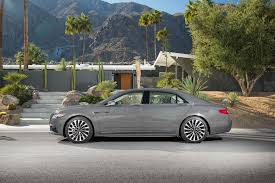 Lincoln Continental Matrix 2017 Lincoln Continental 3 0t Awd First Test Review
