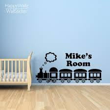 Nursery Name Wall Decals by Room Sticker Picture More Detailed Picture About Custom Name