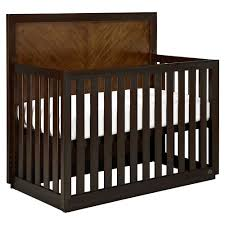 Convertible 4 In 1 Cribs Convertible Baby Crib Cherry