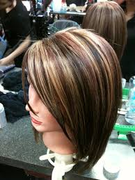 partial hi light dark short hair how to section hair for partial highlights hairs picture gallery