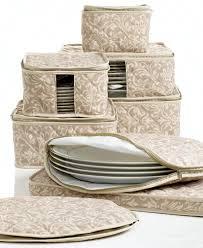 homewear china storage set 8 hudson damask table