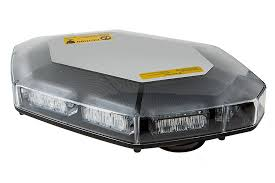 magnetic mounted emergency led light bar with toggle adapter 360