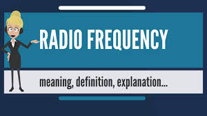 what is radio frequency what does radio frequency mean radio