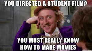 Who Gives A Shit Meme - why no one gives a shit about your student film the anonymous