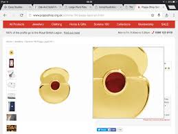 19 240 brass poppies commemorating first day of somme diabetes