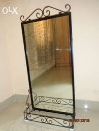 wrought iron mirror modern wall mirrors wrought iron and modern