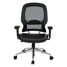 Black And White Desk Chair by Space Seating Black Airgrid Back Office Chair 335 E37p918p The