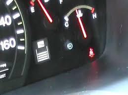 2000 honda accord srs light reset honda accord hybrid maint reqd light reset maintenance required