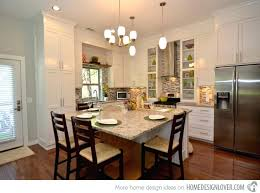 eat in kitchen island designs decorating ideas for eat in kitchen mariannemitchell me