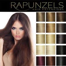 rapunzels hair extensions u tip hair extensions ebay
