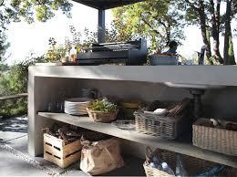 cuisine exterieure moderne une cuisine en extérieur outdoor kitchen entre et déco
