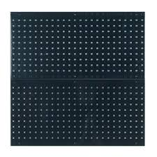 Decorative Metal Sheets Home Depot by Black Pegboards U0026 Accessories Wall Organization The Home Depot