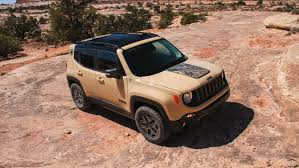 new jeep renegade 2017 jeep renegade deserthawk review top speed