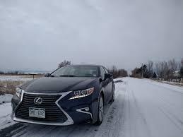 lexus es in snow not your grandpa u0027s lexus factorytwofour
