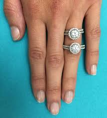 moissanite bridal reviews is moissanite the next big engagement ring trend stylecaster
