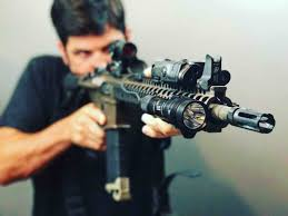Streamlight Gun Light Ar 15 Light Comparison Streamlight Protac Railmount Hl X Vs