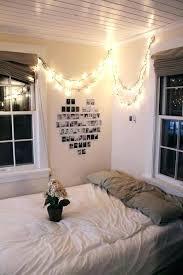 White Lights For Bedroom Light Bedroom Best String Lights Ideas On Room Lights