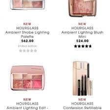hourglass ambient lighting edit volume 1 more available now link bio online sephora holidays2017