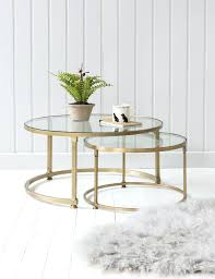 Argos Side Tables Side Table Round Glass Top Coffee Table Round Glass Side Table