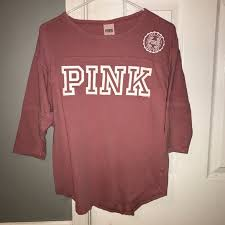 50 pink s secret tops pink vs half sleeve top from