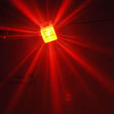 newest 18w auto sound led rgbw dmx ambient lights dj stage