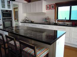 kitchen features granitetitanium benchtops u0026 formica vinyl wrap