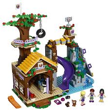 lego friends adventure c tree house 41122 toys