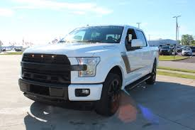 new 2017 ford f 150 roush nitemare demo truck in greenwood 72583