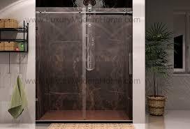 60 Shower Doors Cologne 2 Custom Frameless Sliding Glass Shower Door Hardware Only