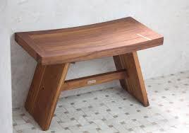 Teak Folding Shower Bench The Benefits Of Owning A Teak Shower Bench Teak Patio Furniture