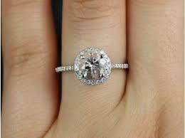 morganite engagement ring white gold rosados box kubian 7mm white gold morganite halo engagement
