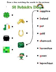 st patrick u0027s day activities games and worksheets for kids