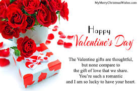 st s day wishes messages blessing for feb 14th quotes