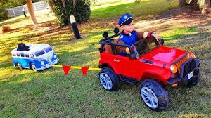 paw patrol power wheels small bus stuck in the mud funny baby paw patrol by power wheel 4wd