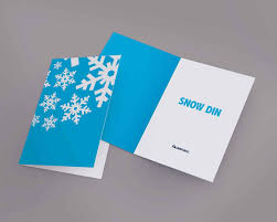 creative christmas cards ne wall