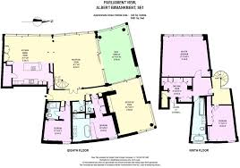 Houses Of Parliament Floor Plan by 4 Bedroom Penthouse For Sale In Parliament View 1 Albert