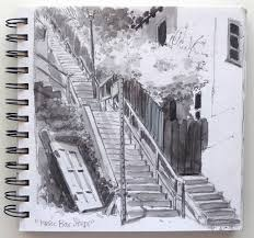 sketchbook drawings and techniques artist u0027s network