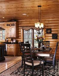 modern cabin interior cabin decor
