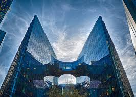 london glass building building by thegreatmisto on deviantart