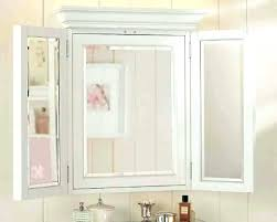 mirrored cabinets bathroom recessed mirrored medicine cabinet with lights bathrooms cabinets