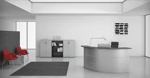 Metal Reception Desk Enter Metal Counters Velinac