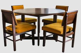 Vintage Henredon Bedroom Furniture Frank Lloyd Wright For Henredon Dining Table With Chairs Sold